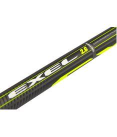 EXEL F40 2.6 black 101 ROUND SB L '16 - Floorball-Schläger für Erwachsene