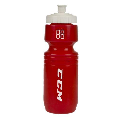 CCM BOTTLE 0,7L red