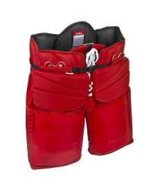 Goalie pants VAUGHN HPG VELOCITY V7 XR CARBON PRO red senior - L Gaba
