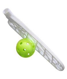 OXDOG AVOX MB white L - Floorball Schaufel