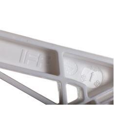 EXEL BLADE E-FECT MB white L - Floorball Schaufel