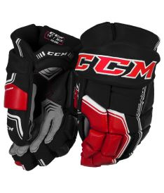 CCM HG QUICKLITE 290 black/red/white senior - 14""
