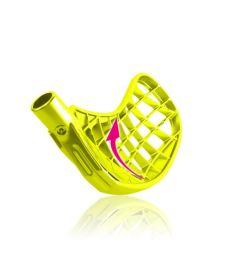SALMING BLADE QUEST 2 BIO POWER green L   - Floorball Schaufel
