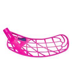 OXDOG AVOX CARBON NBC neon pink L - floorball blade