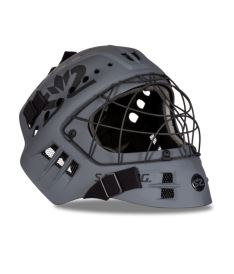 SALMING Phoenix Elite Helmet Dark Grey