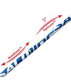 SALMING Quest5 KZ TC 5° 96/107 R - Floorball stick for adults