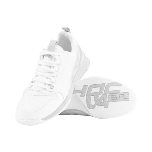 UNIHOC Shoe U4 PLUS LowCut W white/grey US5/UK4/EUR37 - Obuv