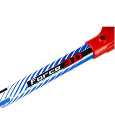 WOOLOC FORCE 3.0 blue-red-white 101 ROUND L