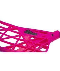 OXDOG AVOX CARBON NBC neon pink R - floorball blade