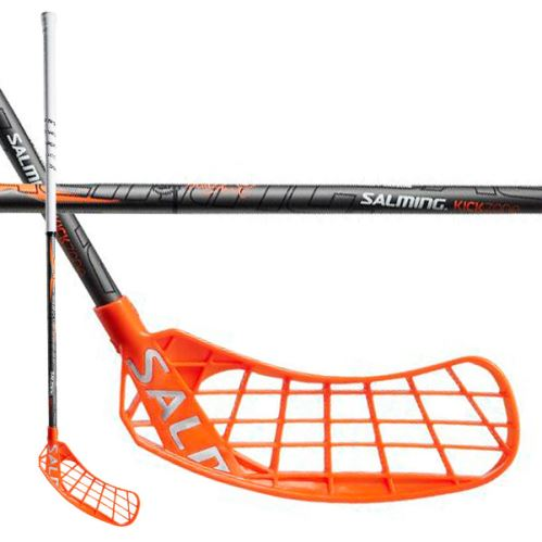 SALMING Quest2 X-shaft KZ RS Edt 96/107 R - Floorball stick for adults