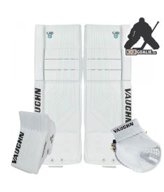 SET VAUGHN GP + BLOCKER + CATCHER VE8 PRO white - REG