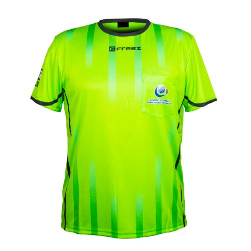 FREEZ REFEREE JERSEY SZFB GREEN - Referee