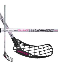 UNIHOC STICK EPIC GLNT Top Light II 26 silver 104cm