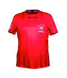 FREEZ REFEREE JERSEY SZFB RED  XL - Referee