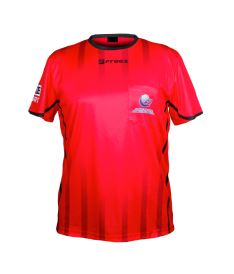 FREEZ REFEREE JERSEY SZFB RED