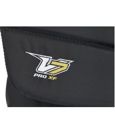 GOALIE PANTS VAUGHN VELOCITY V7 XF PRO black senior - L - Pants