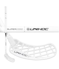 UNIHOC STICK EPIC SUPERSKIN MAX FL 26 white/bla