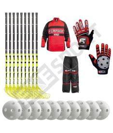 floorball set H1 - 100cm