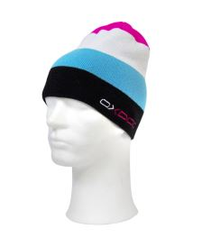 OXDOG JOY-2 WINTER HAT turquoise/pink S/M
