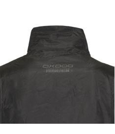 Sportovní bunda OXDOG ACE WINDBREAKER JACKET black S - Bundy