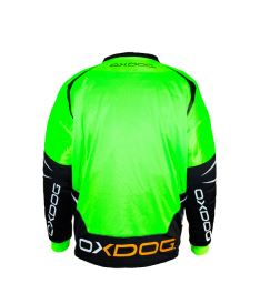 OXDOG GATE GOALIE SHIRT senior green/black