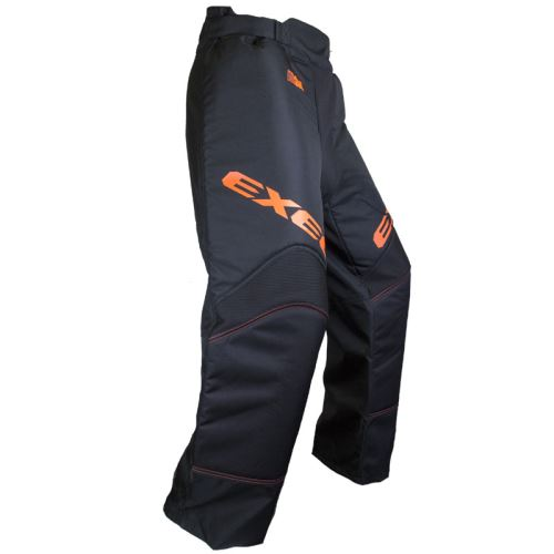 EXEL S60 GOALIE PANT black/orange 130 - Hosen