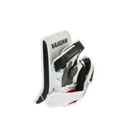 VAUGHN BLOCKER V ELITE PRO white/black/red senior - FR - Blocker gloves
