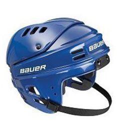 BAUER HELMET 1500 blue - S