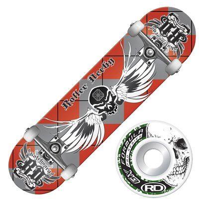 ROLLER DERBY SKATEBOARD Invader - Skateboard
