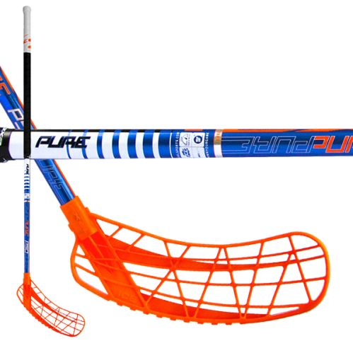 EXEL P50i BLUE 2.6  98 ROUND SB L - Floorball stick for adults