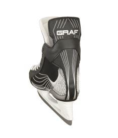 GRAF SKATES SUPER 101 black - Schlittschuhe