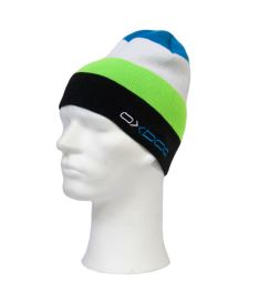 OXDOG JOY-2 WINTER HAT lime/blue