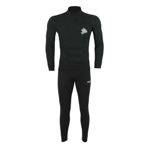 FERLAND UNDERWEAR 2pcs. black 190 - XL