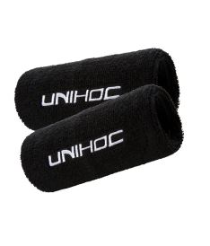 UNIHOC WRISTBAND black pAIR