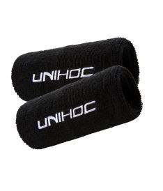 UNIHOC WRISTBAND black pAIR