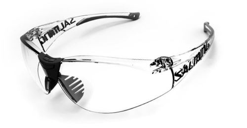 SALMING Split Vision Eyewear SR Black - Ochranné brýle