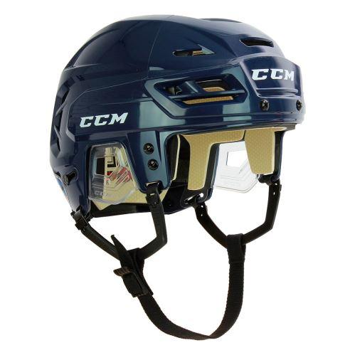 CCM HELMET TACK 110 navy - Helmets