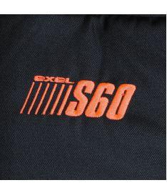EXEL S60 GOALIE PANT black/orange 150 - Hosen