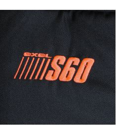 EXEL S60 GOALIE PANT black/orange 140 - Brankářské kalhoty