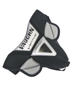 VAUGHN GOALIE JOCK VENTUS LT98 black/silver senior - Accessories