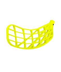 EXEL BLADE VISION MB neon yellow R  - floorball blade