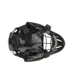EXEL S100 HELMET senior black/orange - masks