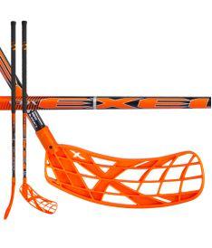 EXEL V30x 3.4 orange 87 ROUND SB - Floorball-Schläger für Erwachsene