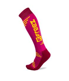 FREEZ QUEEN LONG SOCKS PINK