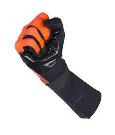 EXEL S100 GOALIE GLOVES LONG orange/black 12/XXXL - Gloves