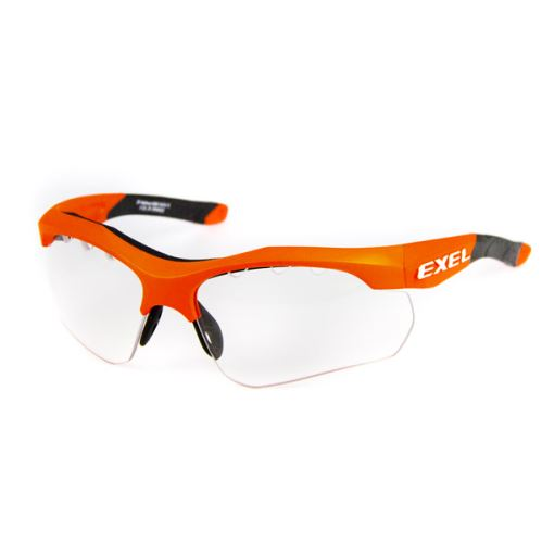 EXEL X100 EYE GUARD senior orange - Schutzbrillen