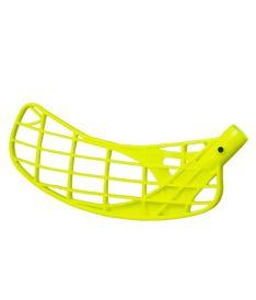OXDOG DELTA NB yellow L - floorball blade