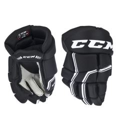 CCM HG QUICKLITE 250 black/white senior