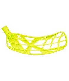 Florbalová čepel EXEL X SB neon yellow L