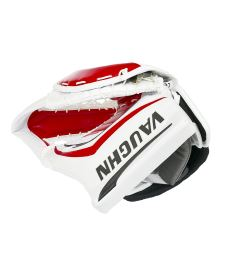 Goalie catch glove VAUGHN CATCHER VELOCITY V7 XR PRO white/black/red senior - FR - Catch gloves
